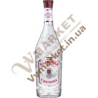 Водка «Малинівка» Святкова 40%, 0.5л