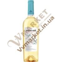 Вино Бахчисарай Шардоне, 0.75л