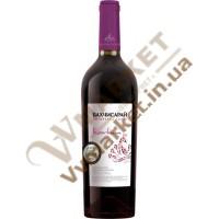 Вино Бахчисарай Качи-Кальон красное пол.сл, 0.75л