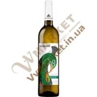 Вино Бахчисарай Мускат, белое, 0.75л