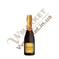 Вино ігристе Prosecco Valdobbiadene Giall'Oro біле экстра сухое Ruggeri 0.375л