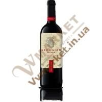 Вино Алазанська долина черв, н/сол. (Georgian legend) 0.75л Грузія