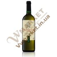 Вино Алазанська долина біле, н/сол. (Georgian legend) 0.75л. Грузія
