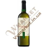Вино Цінандалі біле, сухе (Georgian legend) 0.75л Грузія