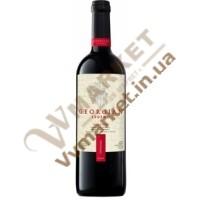 Вино Хванчкара черв,  н/сол  (Georgian legend) 0.75л Грузія