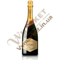 Шампанське Шабо Charmat біле, брют, резервуарне, 0.75л