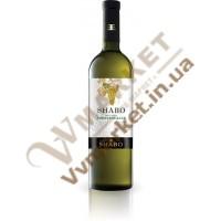 Вино (ШКласіка) Совіньйон Блан біле сухе 0,75л Шабо