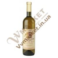 """Вино Алазанская долина """"Shumi"""", белое полусладкое, 0.75л"""