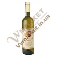 "Вино Цинандали ""Shumi"", белое сухое, 0.75л"