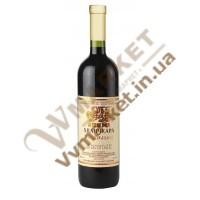 """Вино Хванчкара """"Shumi"""", красное полусладкое, 0.75л"""