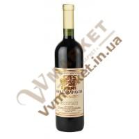 """Вино Киндзмараули """"Shumi"""", красное полусладкое, 0.75л"""