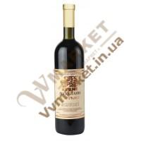 "Вино Мукузани ""Shumi"", красное  сухое, 0.75л"