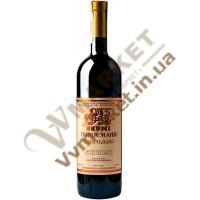 "Вино Пиросмани ""Shumi"", красное  полусухое, 0.75л"