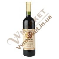 "Вино Саперави ""Shumi"", красное  сухое, 0.75л"