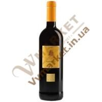 Вино Сізаріні Бардолино (Sizarini Bardolino) червоне сухе, 0.75л, Італія