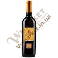 Вино Сізаріні Тоскана Россо (Sizarini Toscana Rosso) червоне сухе, 0.75л, Італія