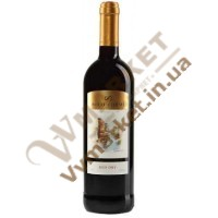 Вино Соло Корсо (Solo Corso) червоне сухе, 0.75л, Італія