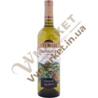 Вино Алазанська долина біле н/сол 0,75л Stumari