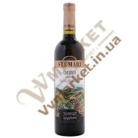 Вино Сапераві черв сухе сортове 0,75л Stumari