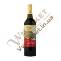Вино Сонячна Долина Серенада черв, сухе, 0,75л.