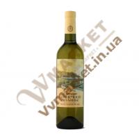 Вино Сонячна Долина Серенада біле, н/сол., 0,75л.
