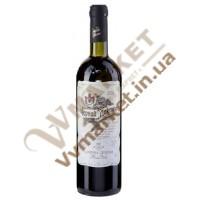 Вино Чорний Доктор Сонячна Долина  червоне  0,75л