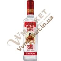 "Настоянка ""Тарас Бульба з Перцем"" 40% об 0,5л."