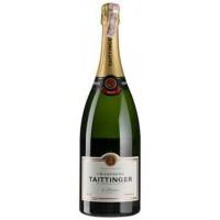 Шампанское Champagne Taittinger белое Brut Reserve, 1.5л