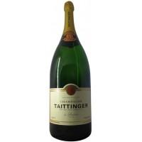 Шампанское Champagne Taittinger белое Brut Reserve, 15л