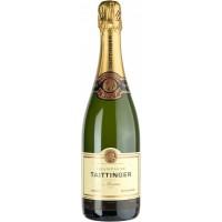 Шампанское Champagne Taittinger белое Brut Reserve, 0.75л