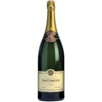 Шампанское Champagne Taittinger белое Brut Reserve, 6л
