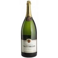Шампанское Champagne Taittinger белое Brut Reserve, 9л