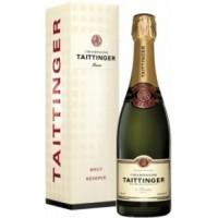Шампанское Champagne Taittinger белое Brut Reserve box, 0.75л