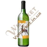 Вино Touch Africa Шардоне (CHARDONNAY), біле, сухе, 0,75л