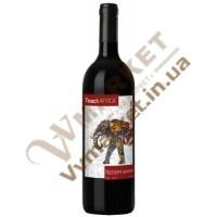 Вино Touch Africa черв, н/сол., 0,75л