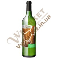 Вино Touch Wild Africa Москато (MOSCATO) біле, н/сол., 0,75л.
