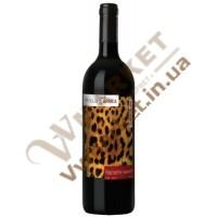 Вино Touch Wild Africa черв, н/сол., 0,75л