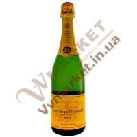 Шампанское Вивье Клико (Veuve Clicquot) брют белое, 0.75л, Франция
