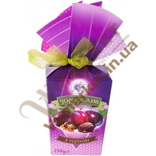"""Набор конфет """"Чернослив с орехом"""" 250 гр. ТМ Аметист с доставкой вся Украина"""