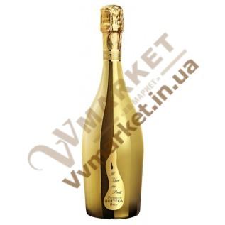 """Вино игристое Bottega """"Gold"""" Prosecco белое брют, 1.5л с доставкой вся Украина"""