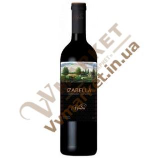 Вино Изабелла (Закарпацкая) розовое полусладкое 0.75л Cotnar с доставкой вся Украина