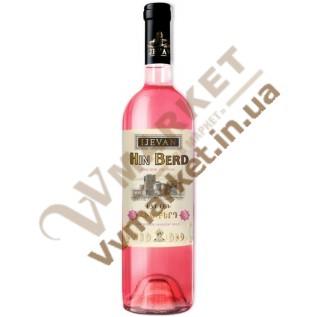 Вино Ijevan Hin Berd розовое полусухое 0.75л с доставкой вся Украина