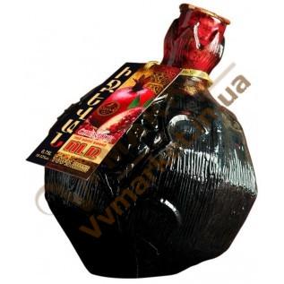Вино Гранат Ijevan плодовое красное полусладкое (сувенирная бутылка) 0.75л с доставкой вся Украина