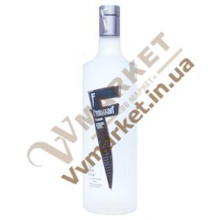Водка Frankoff Platinum (платина) 0.75л с доставкой вся Украина