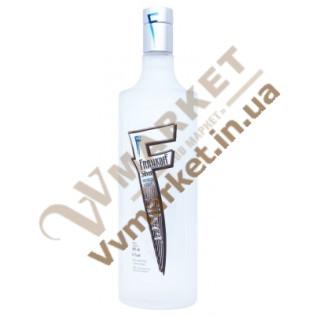Водка Frankoff Silver (серебро) 0.75л с доставкой вся Украина