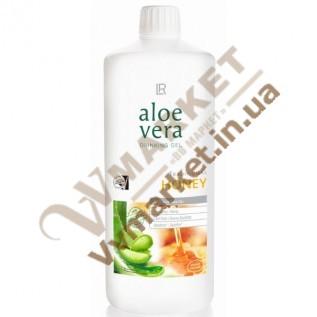 Aloe Verа гель питьевой Алоэ Вера (Алоє Вера)с добавкой Мед, 1л с доставкой вся Украина