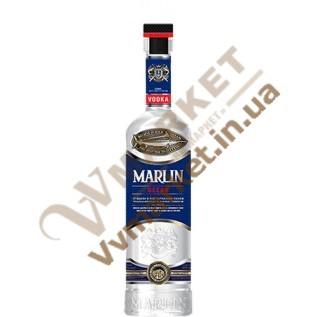 """Водка особая """"Марлин Океан"""" (Marlin Ocean) 0,5л с доставкой вся Украина"""