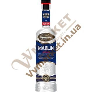 """Водка особая """"Марлин Океан"""" (Marlin Ocean) 0,7 с доставкой вся Украина"""
