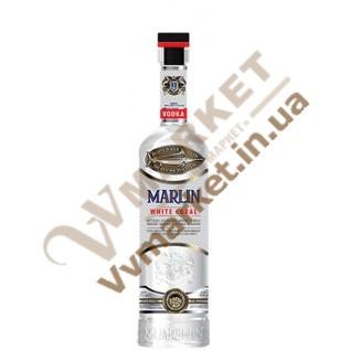 """Водка особая """"Марлин Белый коралл"""" (Marlin White Coral) 0,5л с доставкой вся Украина"""