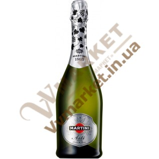 Игристое вино Мартини Асти (Martini Asti) 0.75л с доставкой вся Украина